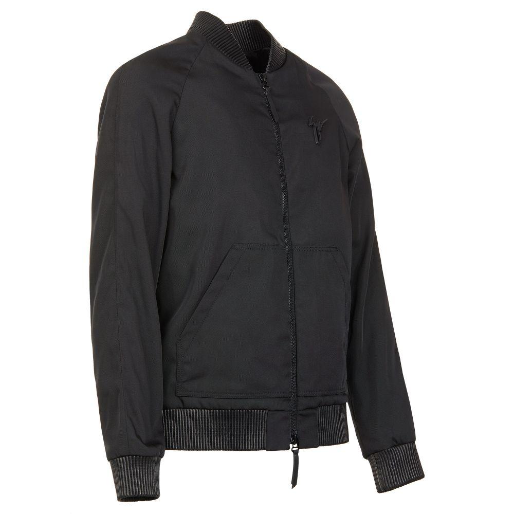 DILLON - Black - Jackets