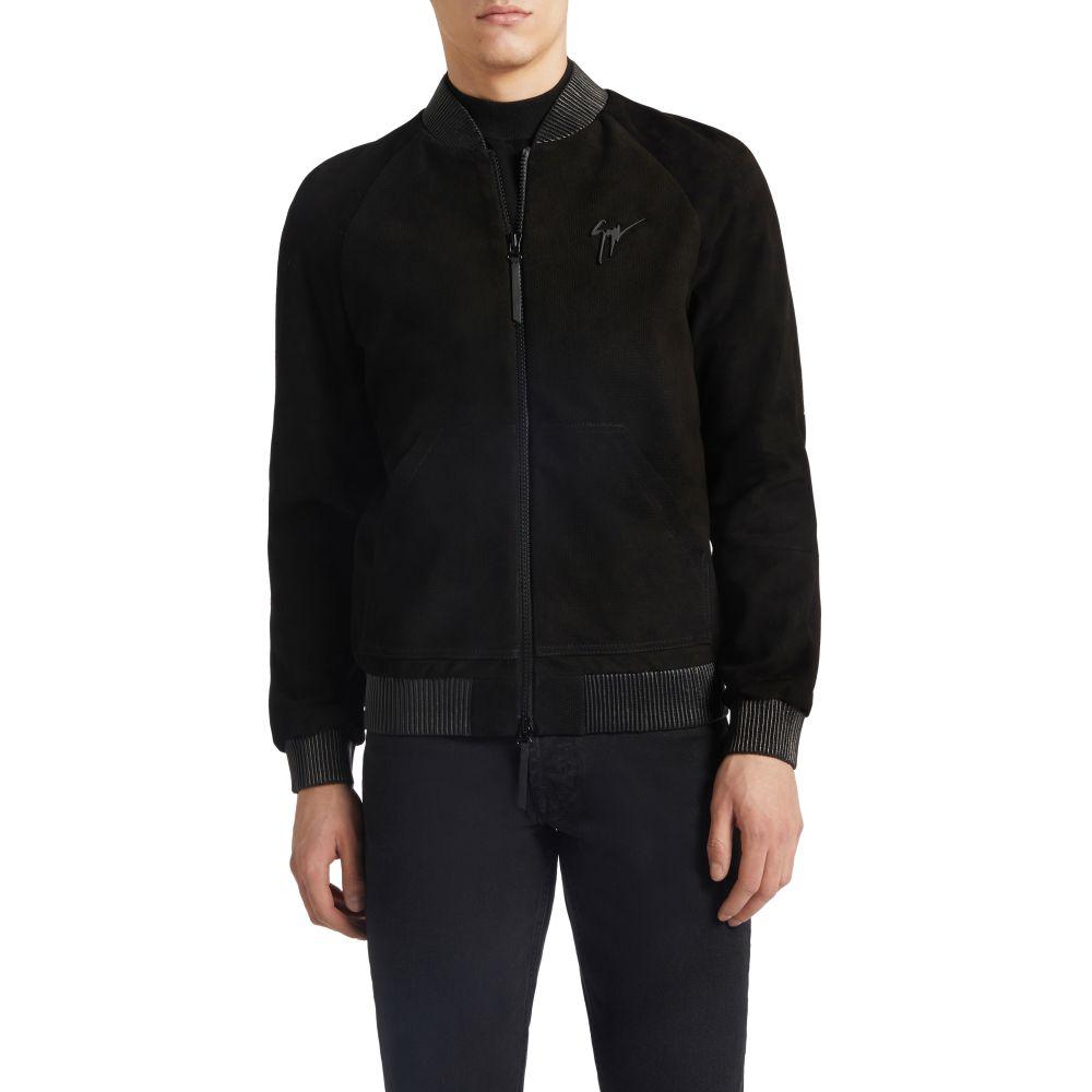 TOBIAS - Black - Jackets