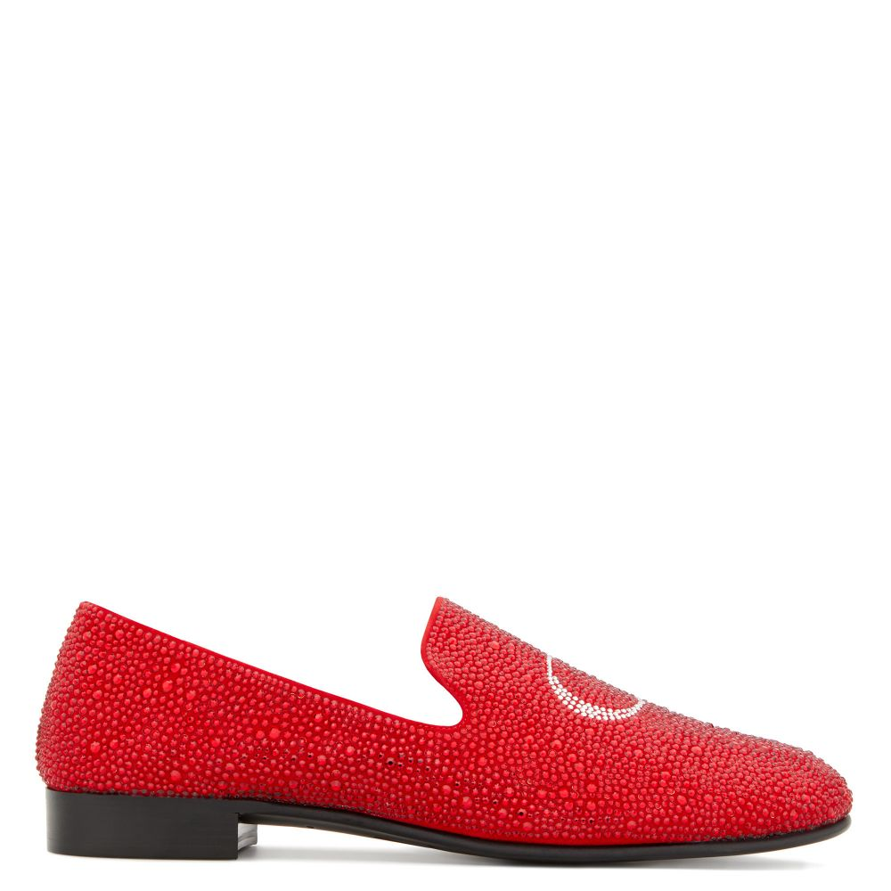 GZ SPARKLE - Red - Loafers