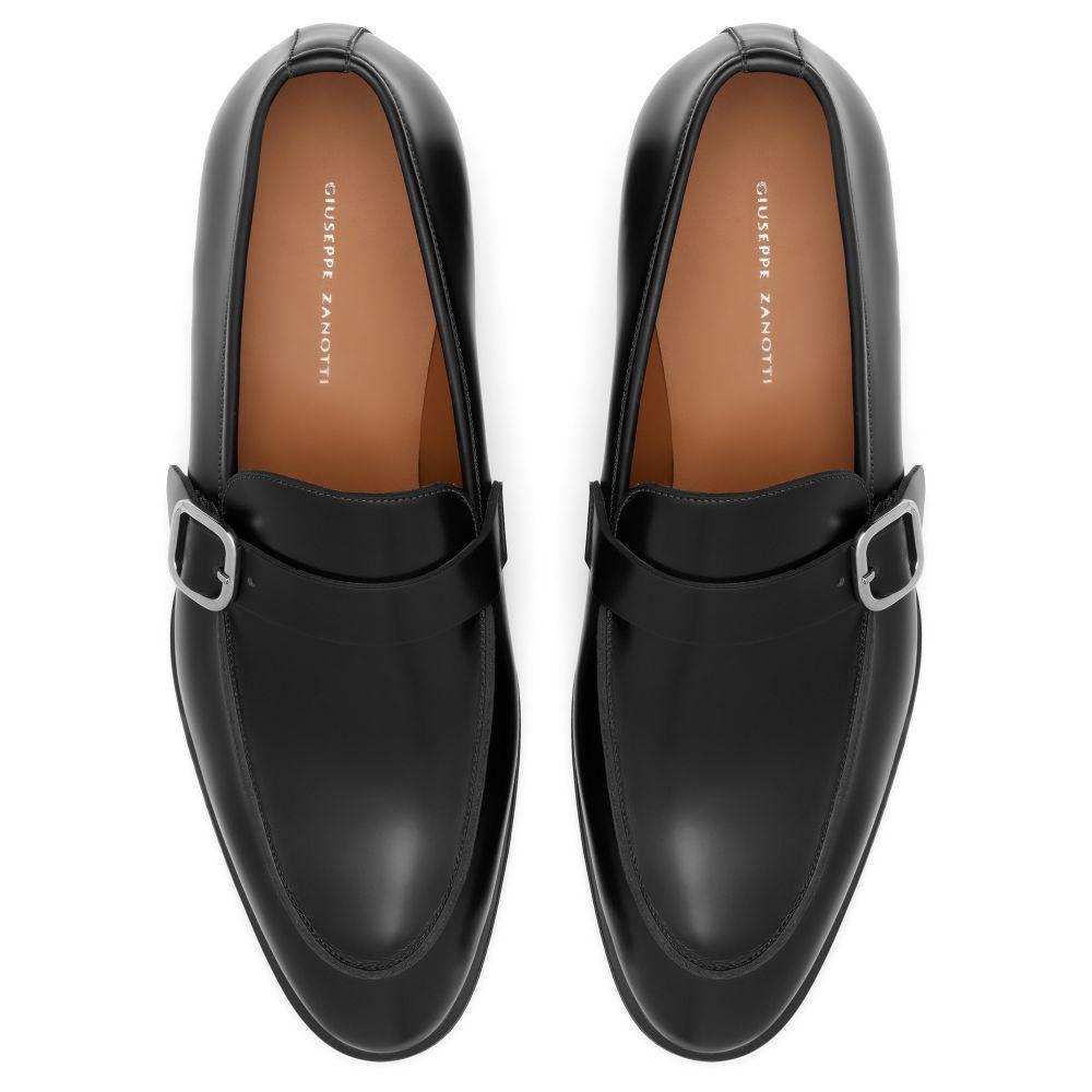 JURI - Black - Loafers