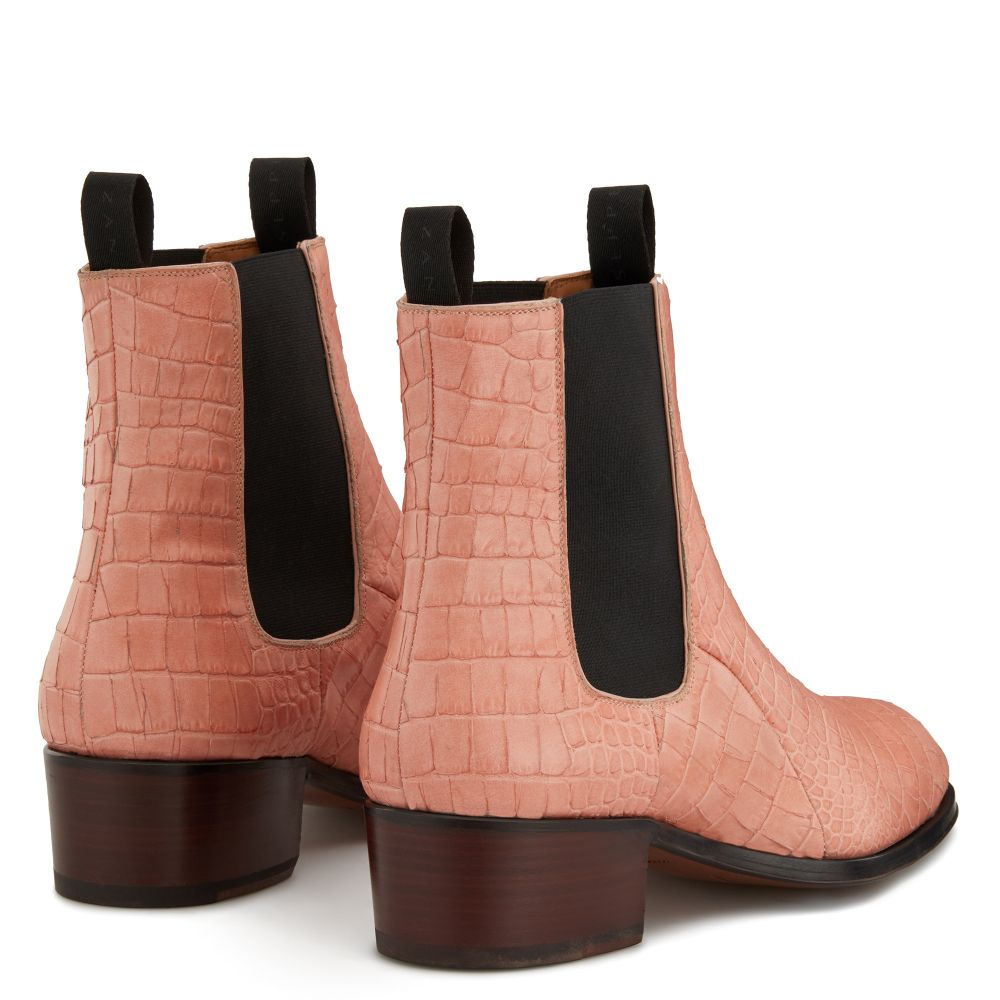 ENRY - Pink - Boots