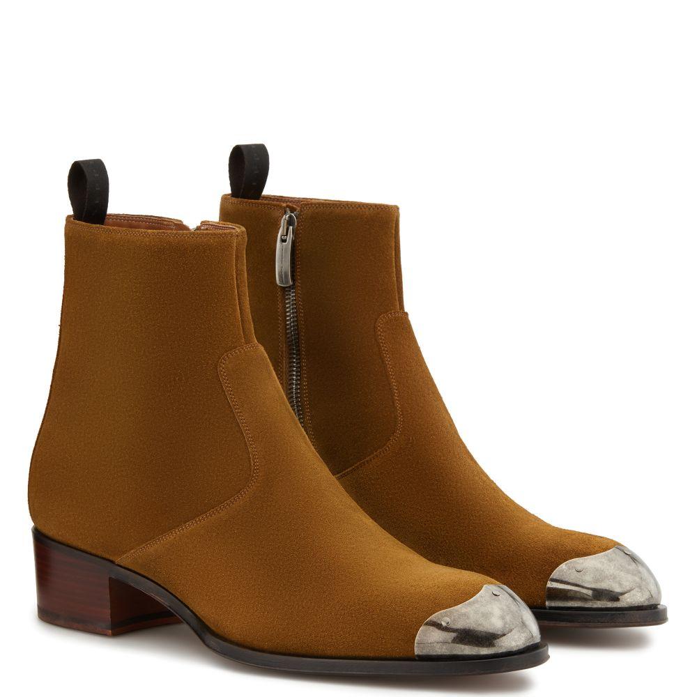 SHELDON - Marrone - Stivali