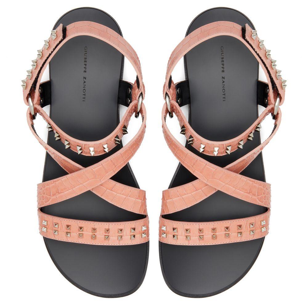 LIAM STUDS - Pink - Sandals