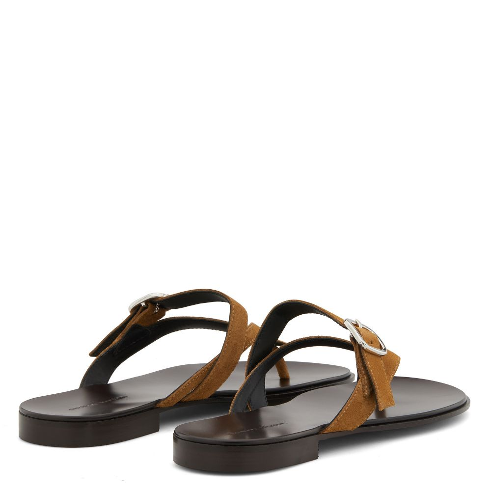 WILLIS - Beige - Sandals