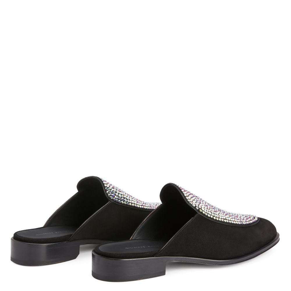 RUDOLPH CUT - Black - Loafers
