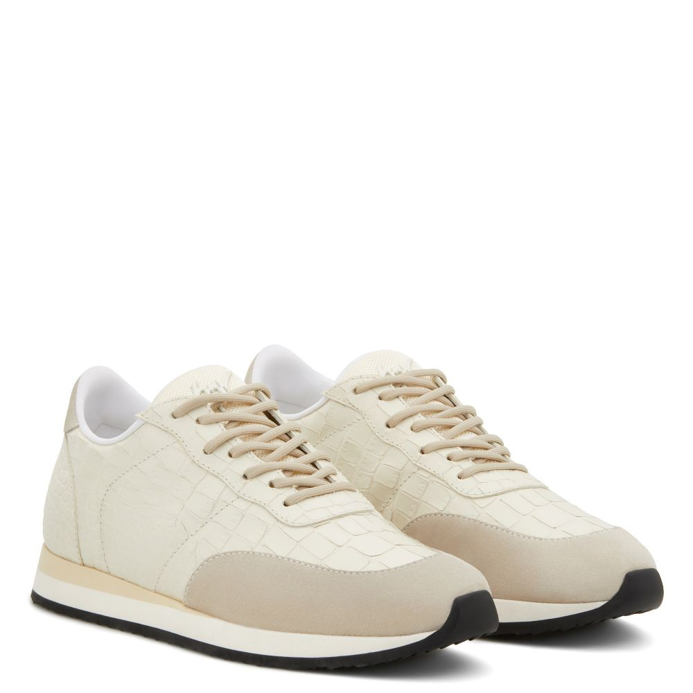 JIMI RUNNING - White - Low top sneakers