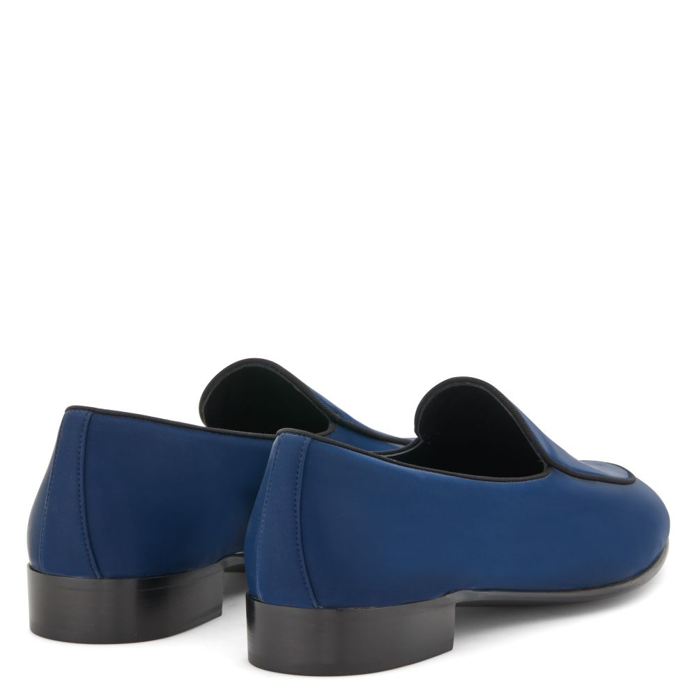 RUDOLPH - Blue - Loafers