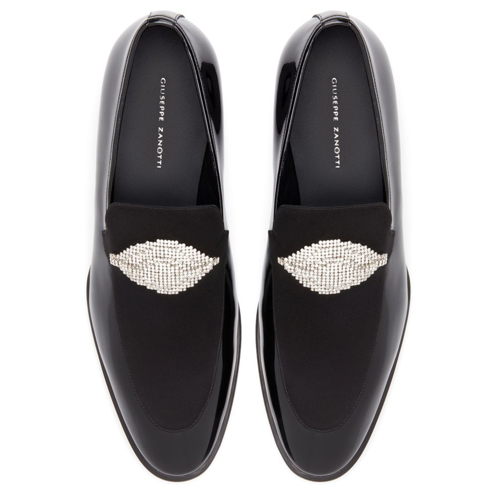 THEODORE - Black - Loafers