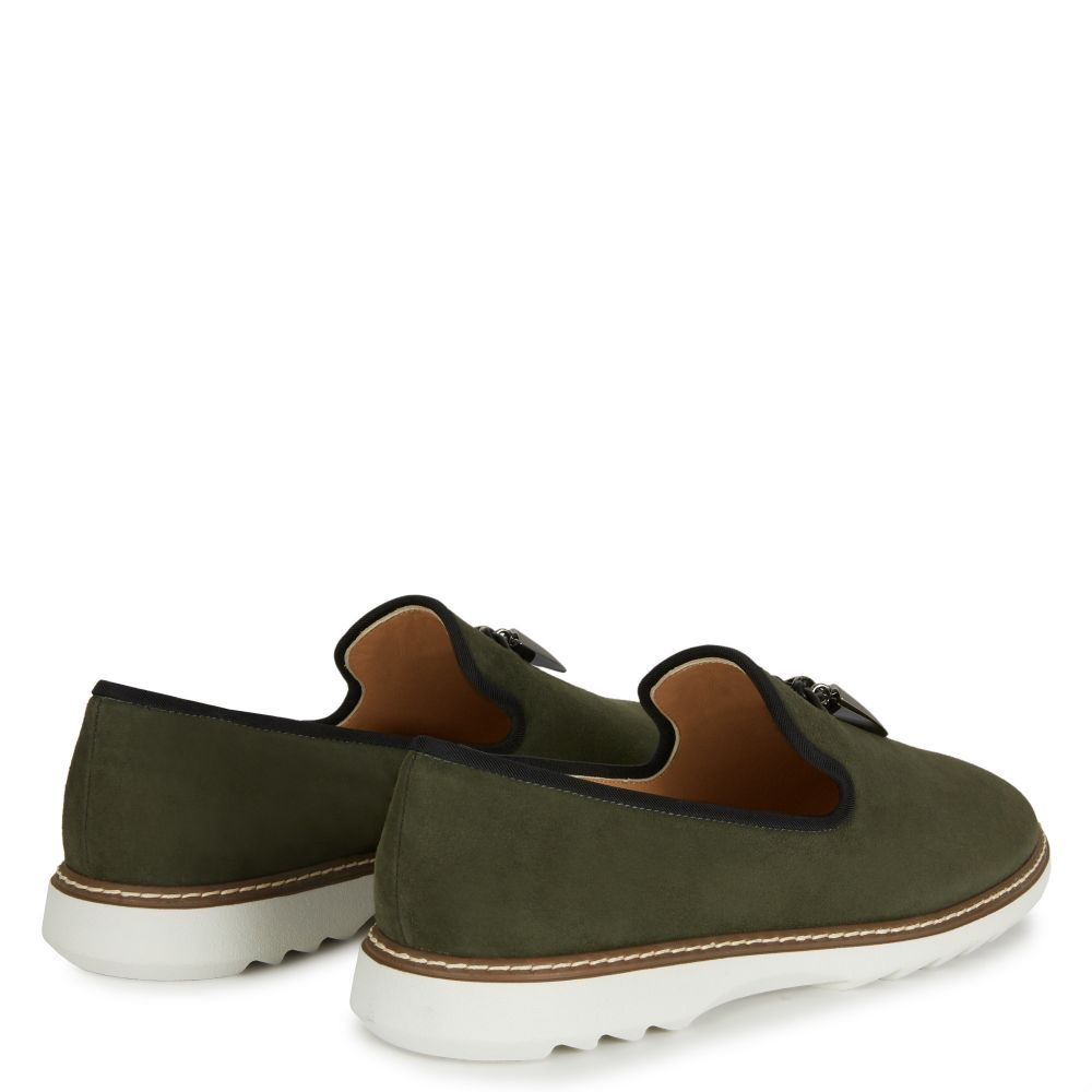 KENT - Green - Loafer