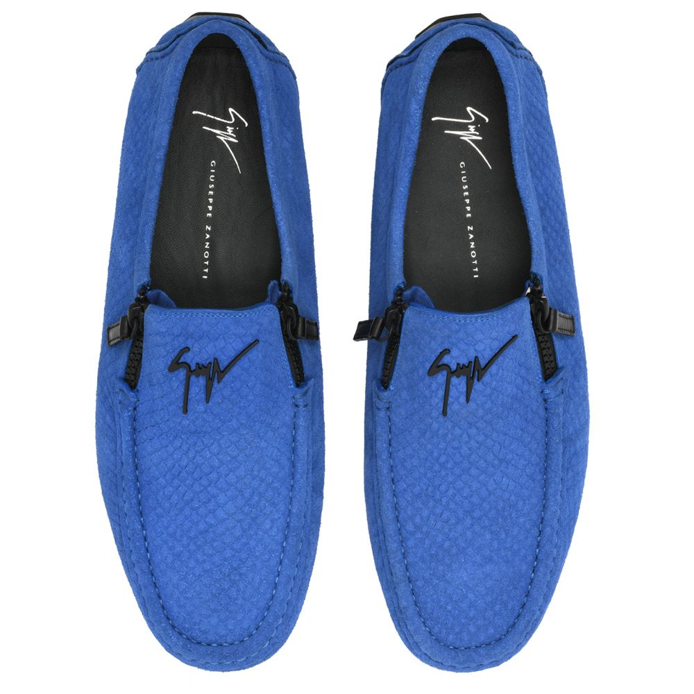 KENT - Blue - Loafers
