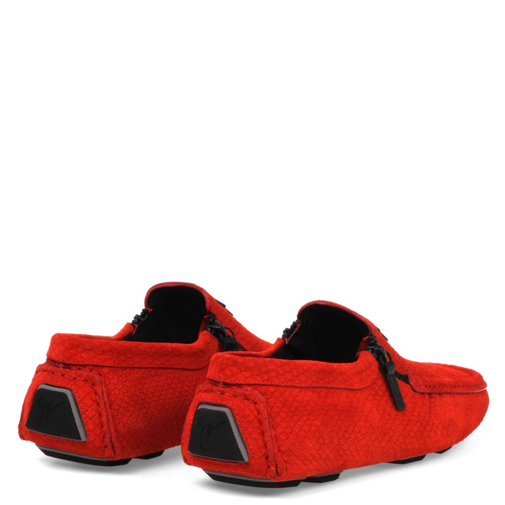 KENT - Red - Loafers