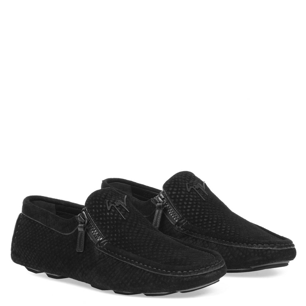 KENT - Black - Loafers