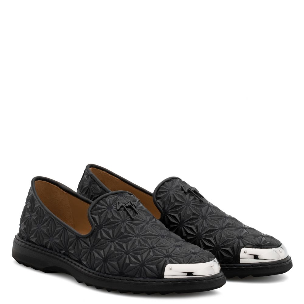 CEDRIC MANHATTAN - Black - Loafers