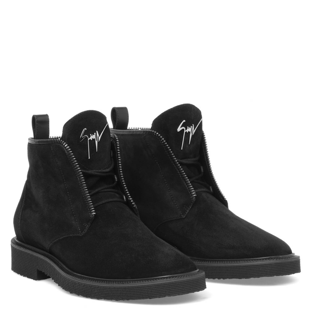 ANDY - Black - Boots
