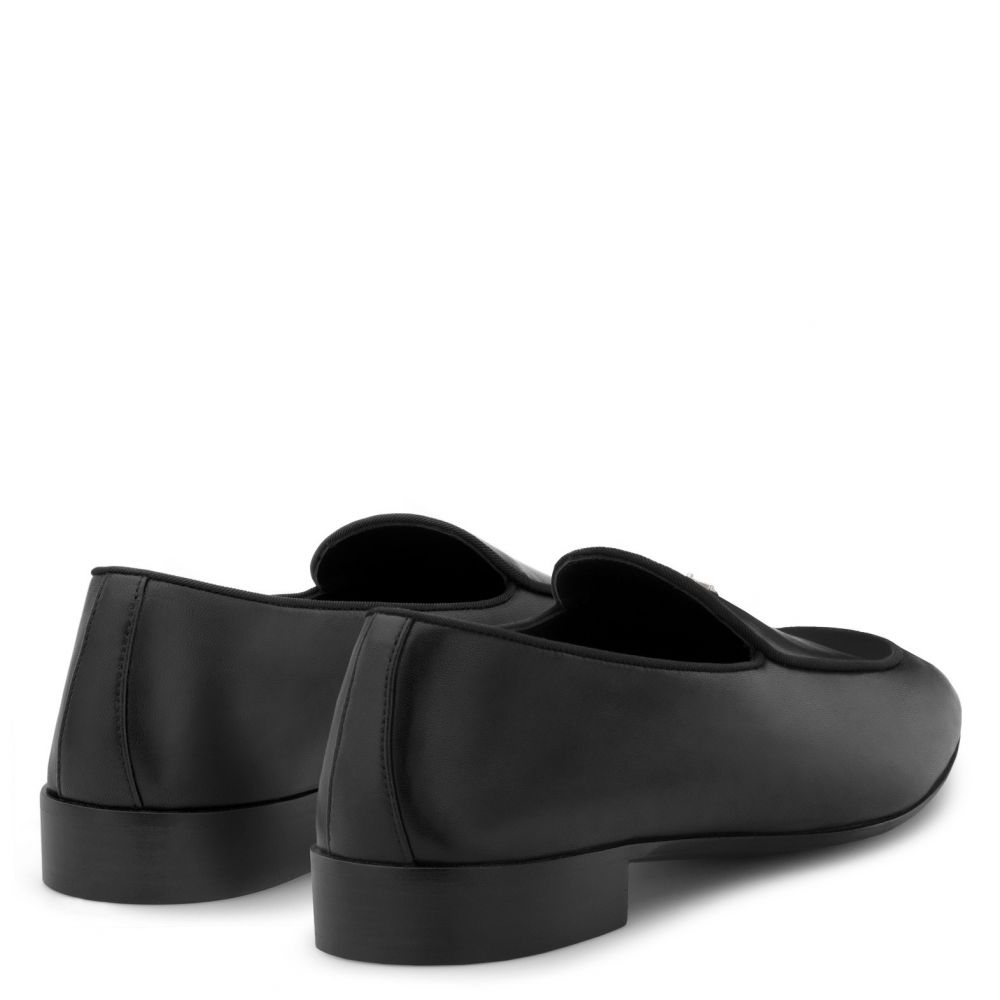 G-FLASH - Noir - Mocassins