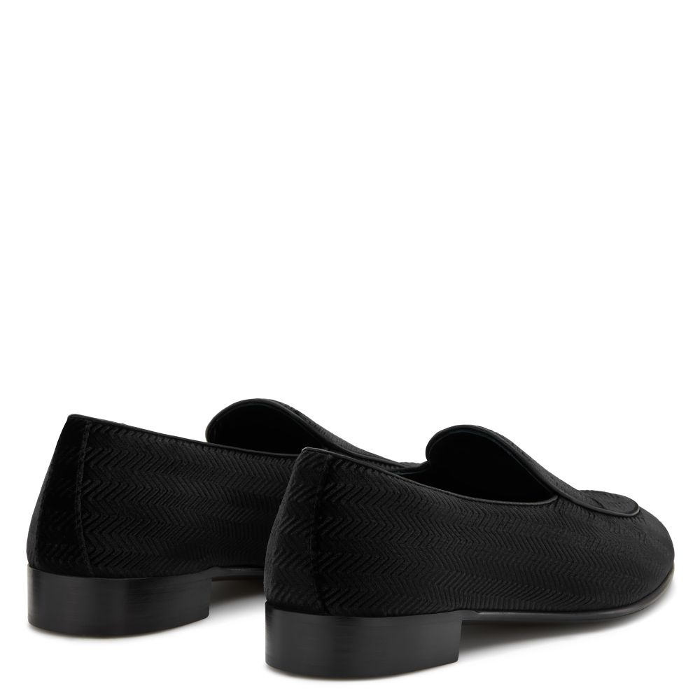 G-FLASH - Black - Loafers