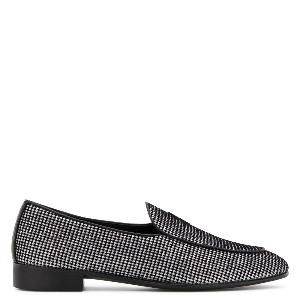 G-FLASH - Silver - Loafers
