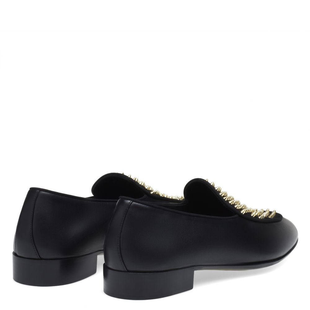 DENIS - Black - Loafers