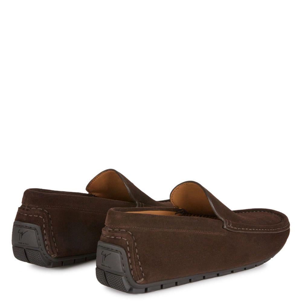 KENT - Brown - Loafer