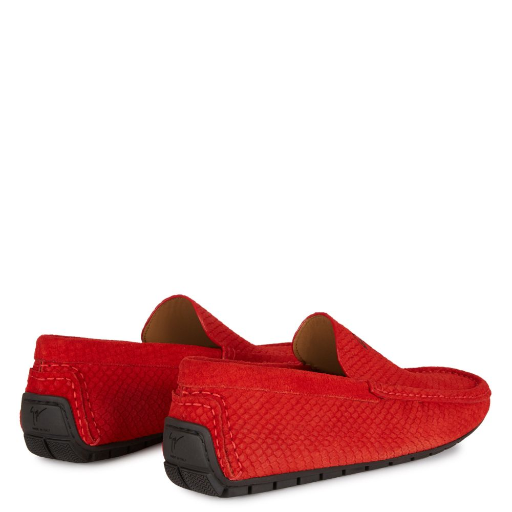 KENT - Red - Loafer