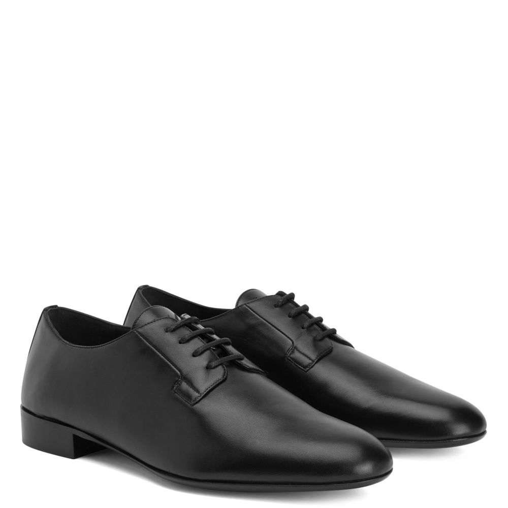 FLATCHER - Black - Loafers