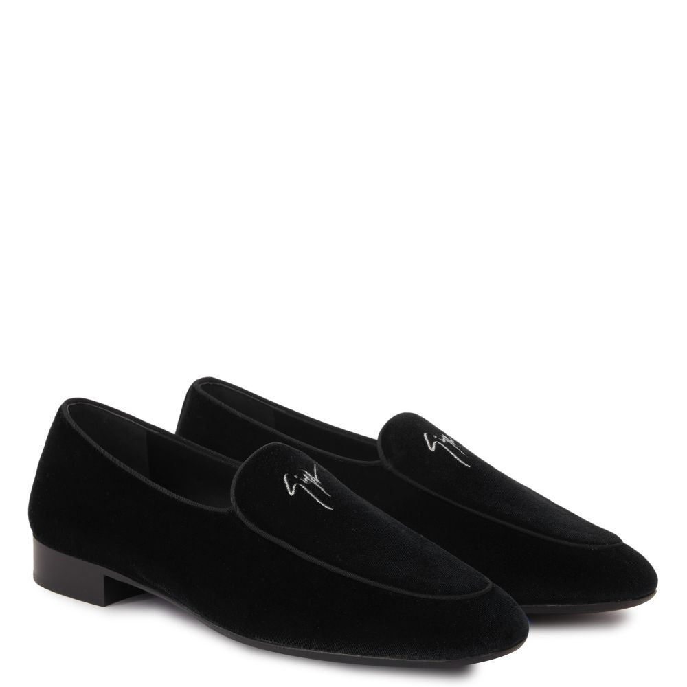 ARCHIBALD - Black - Loafer