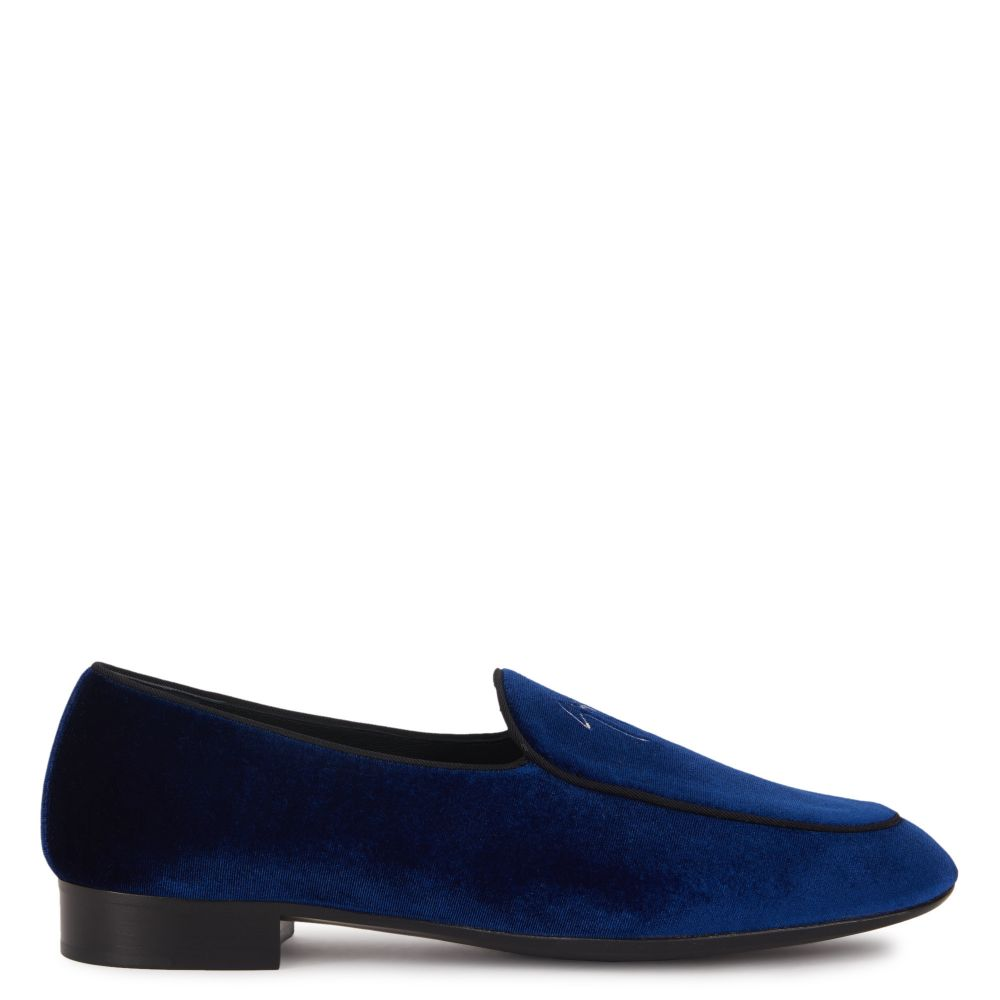 ARCHIBALD - Blue - Loafer