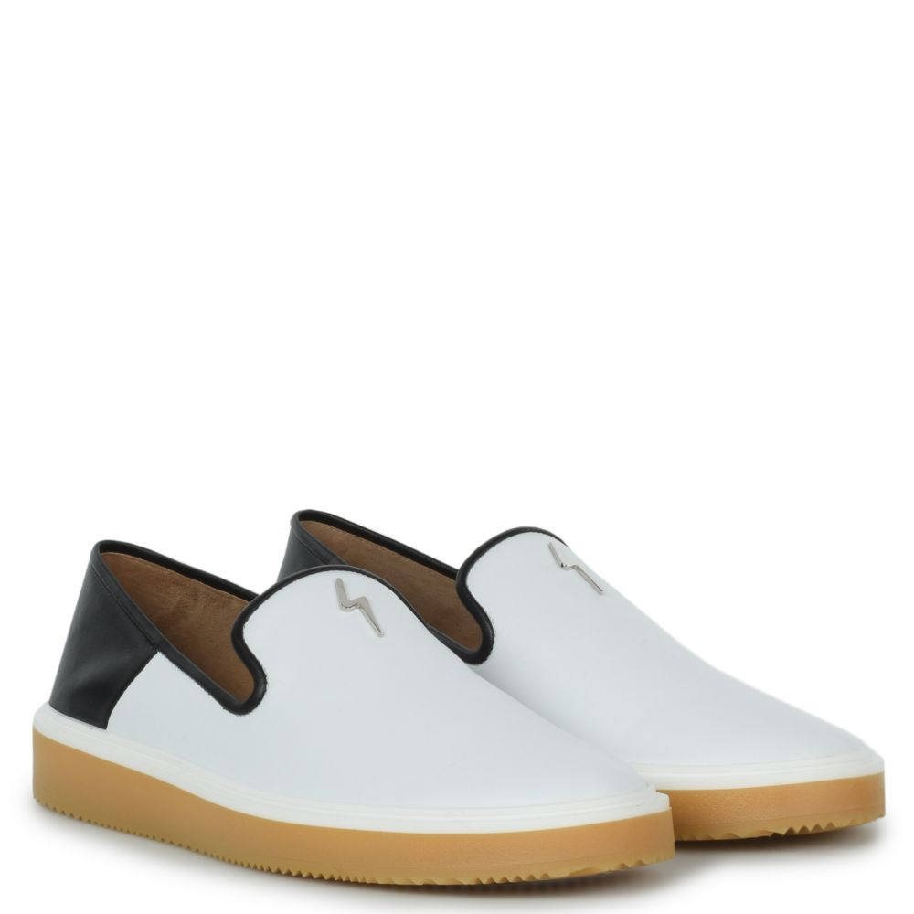 OFFMAN FLASH - White - Loafers