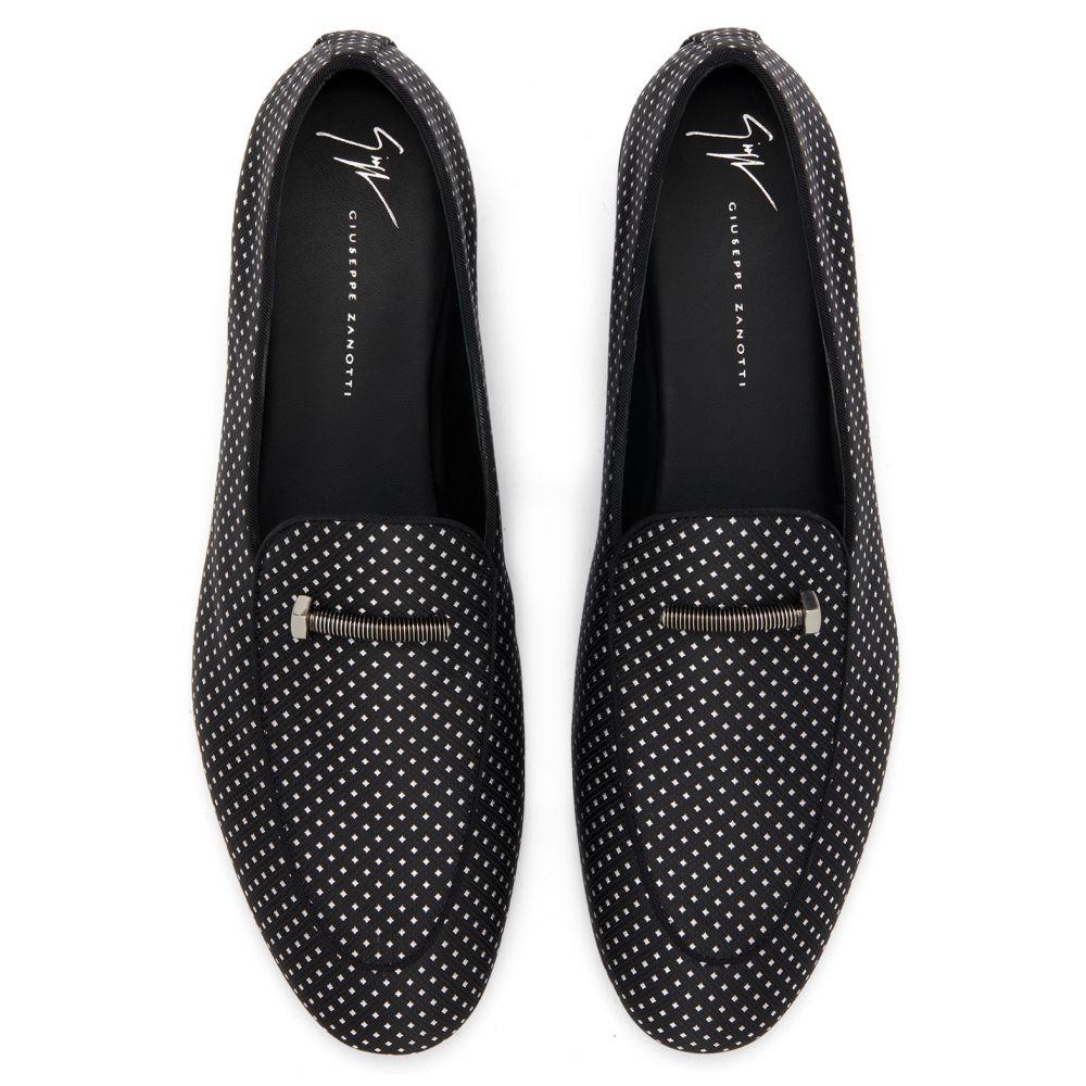 ARCHIBALD TWIST - Grey - Loafers