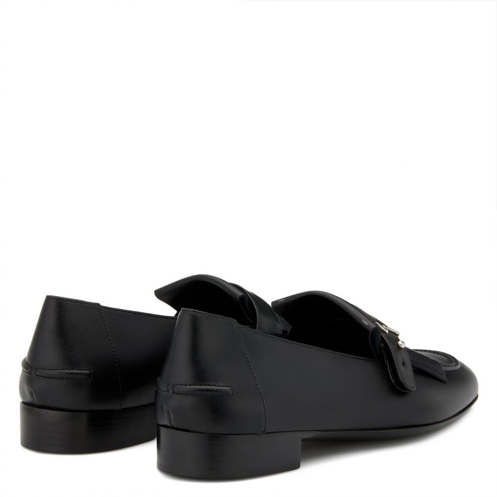 CURTISS - Black - Loafers