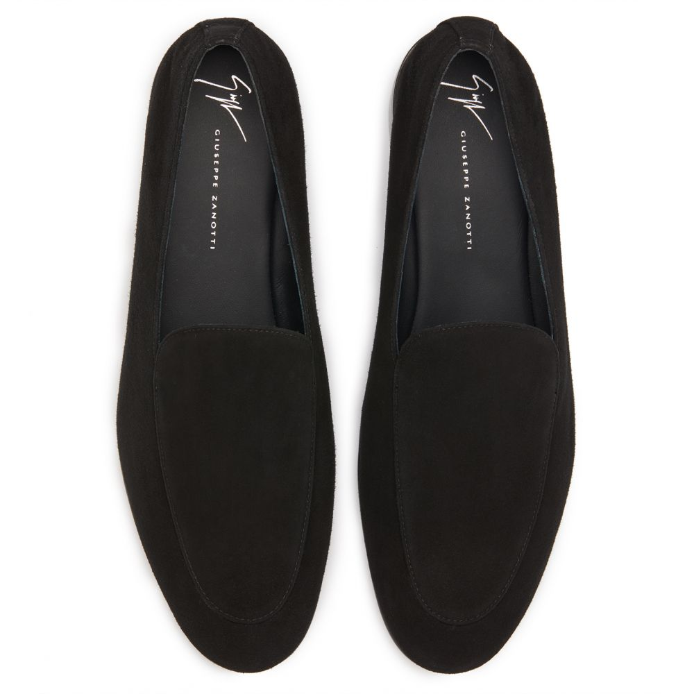BRENTON - BLack - Loafers