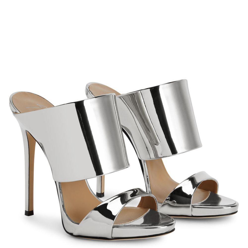 ANDREA - Pink - Sandals
