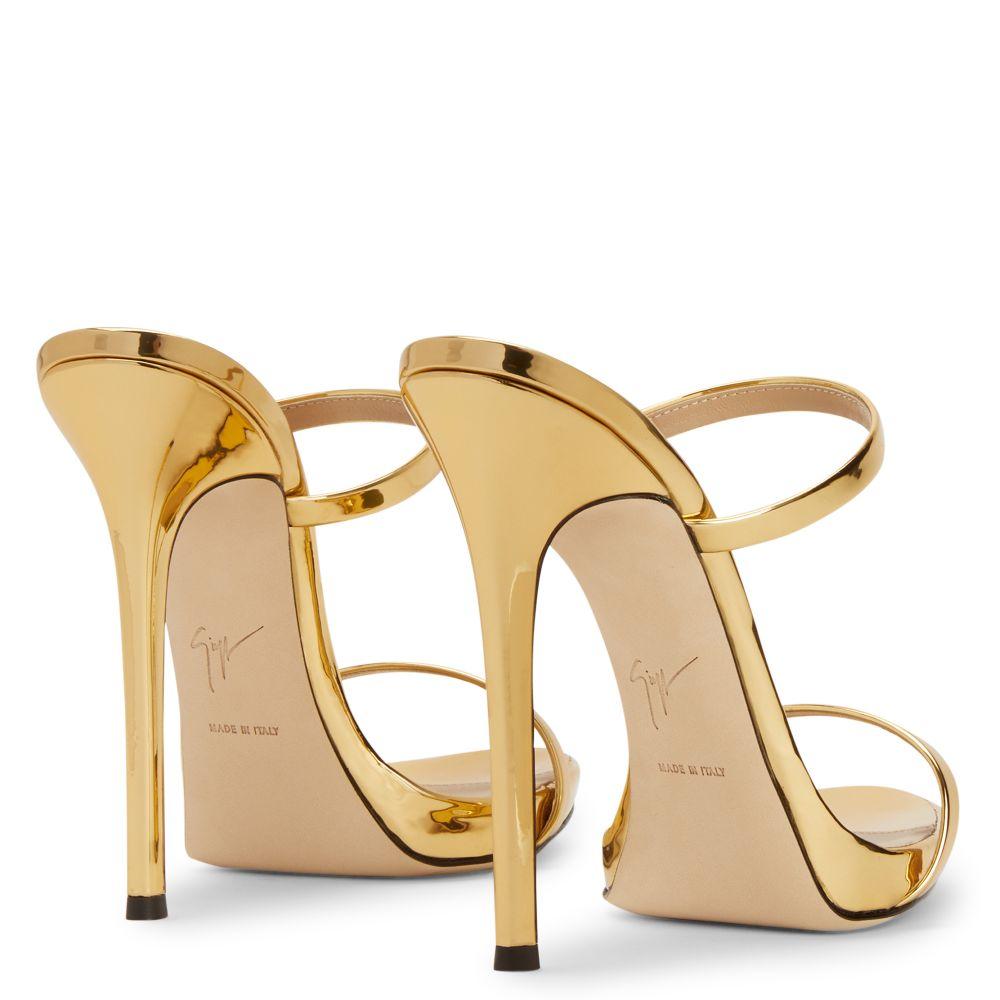 DARSEY - Gold - Sandals