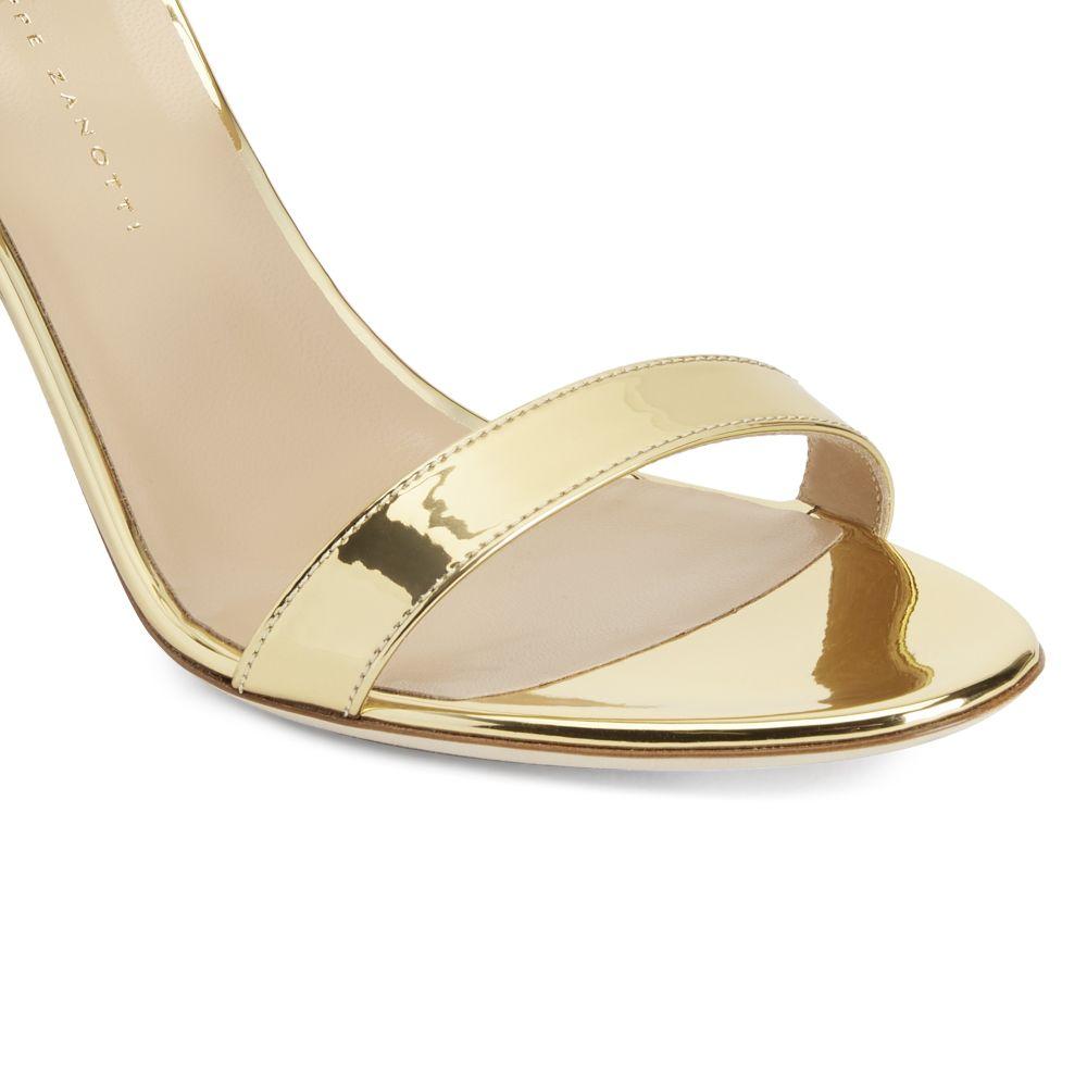 CALISTA - Gold - Sandals