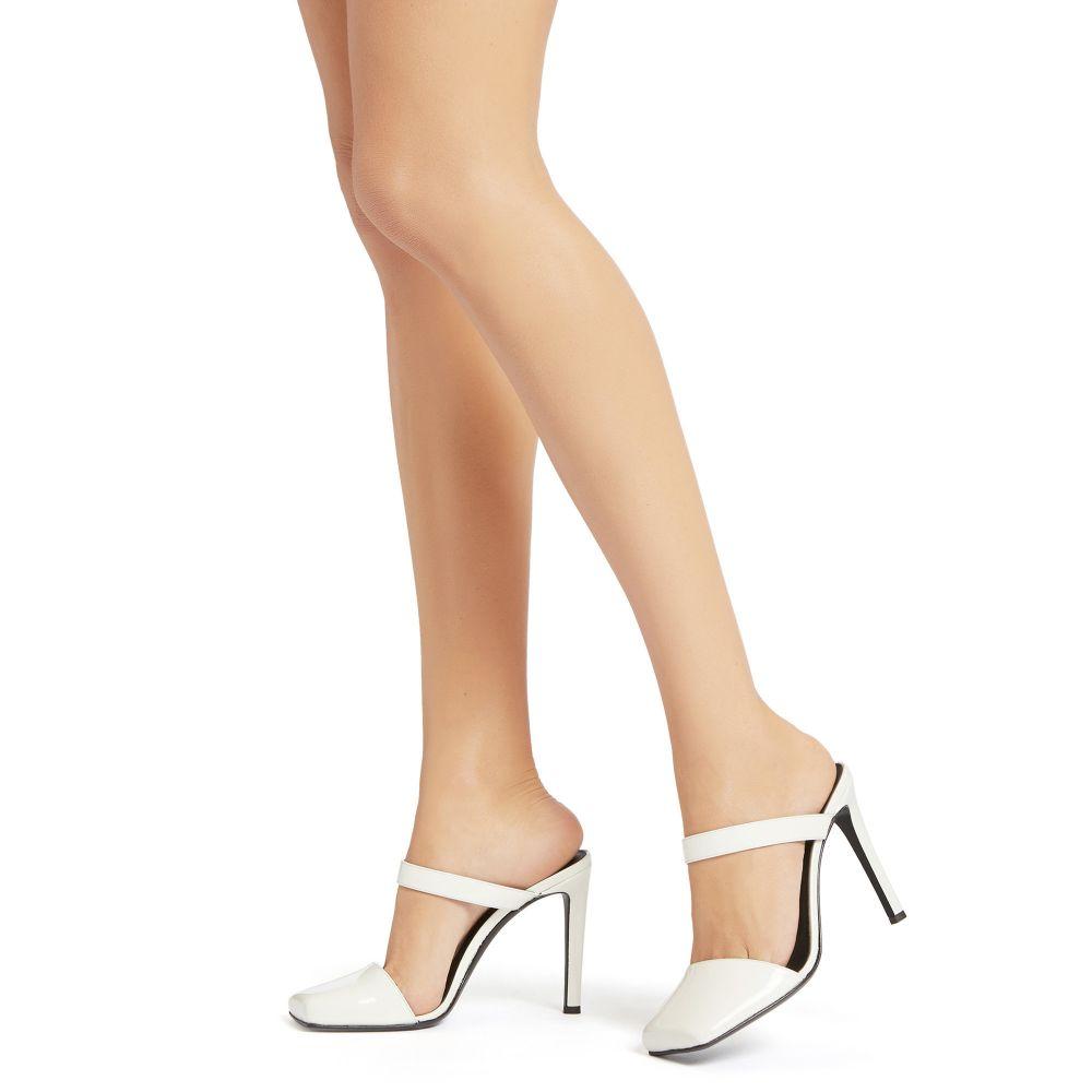 QUADRA - White - Sandals