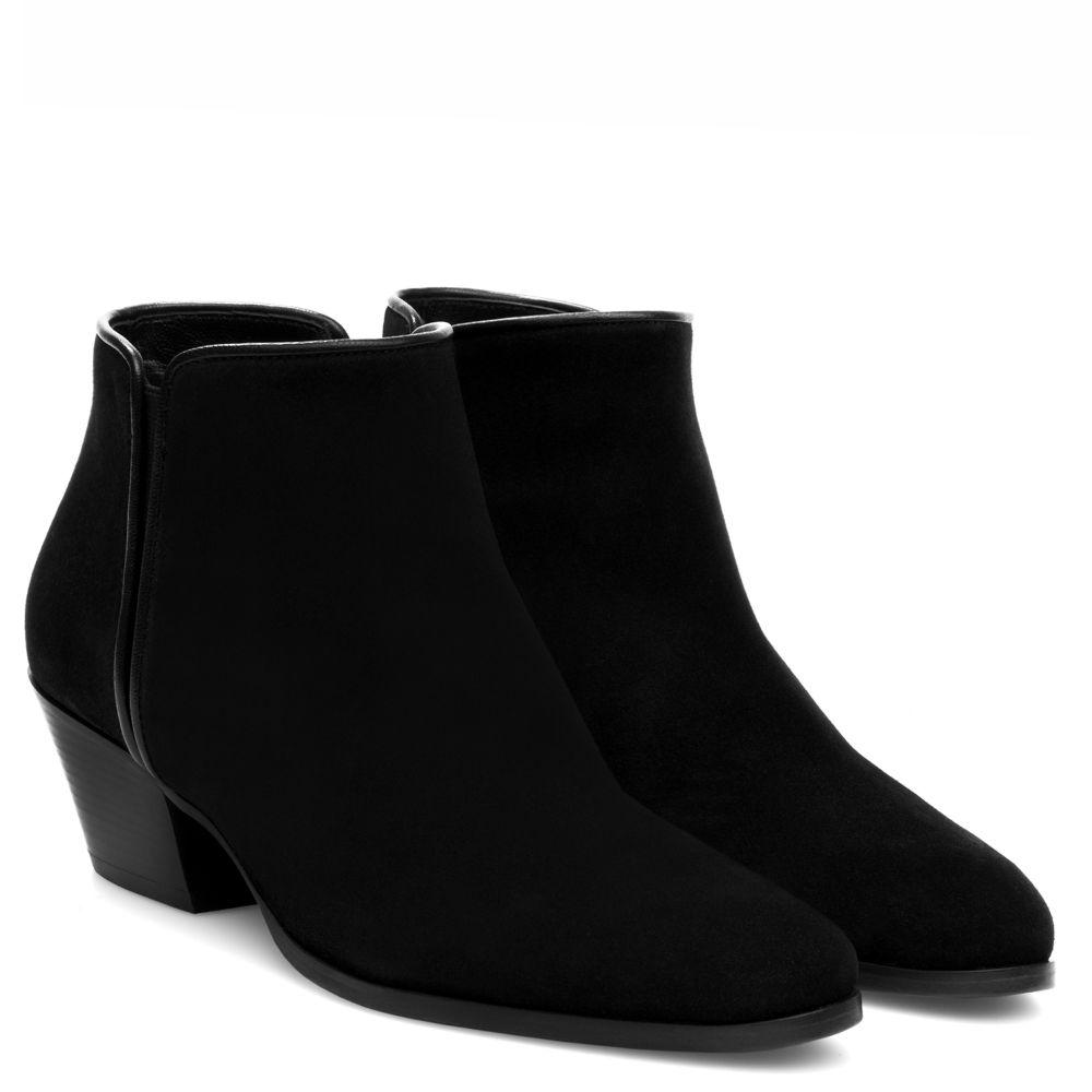 DANDY40 - Black - Boots