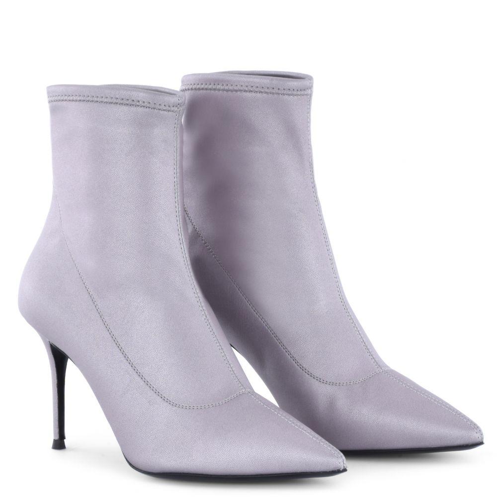 SALOMÈ - Silver - Boots
