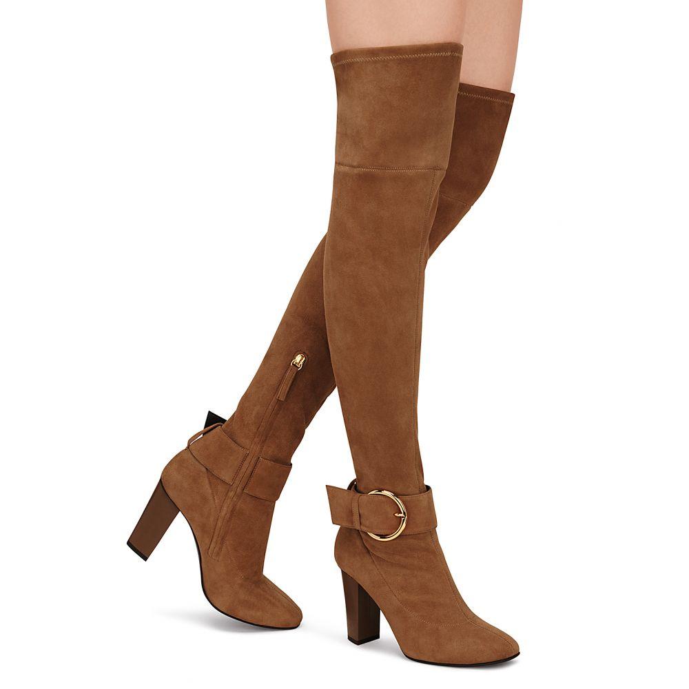 MELISSA - Black - Boots