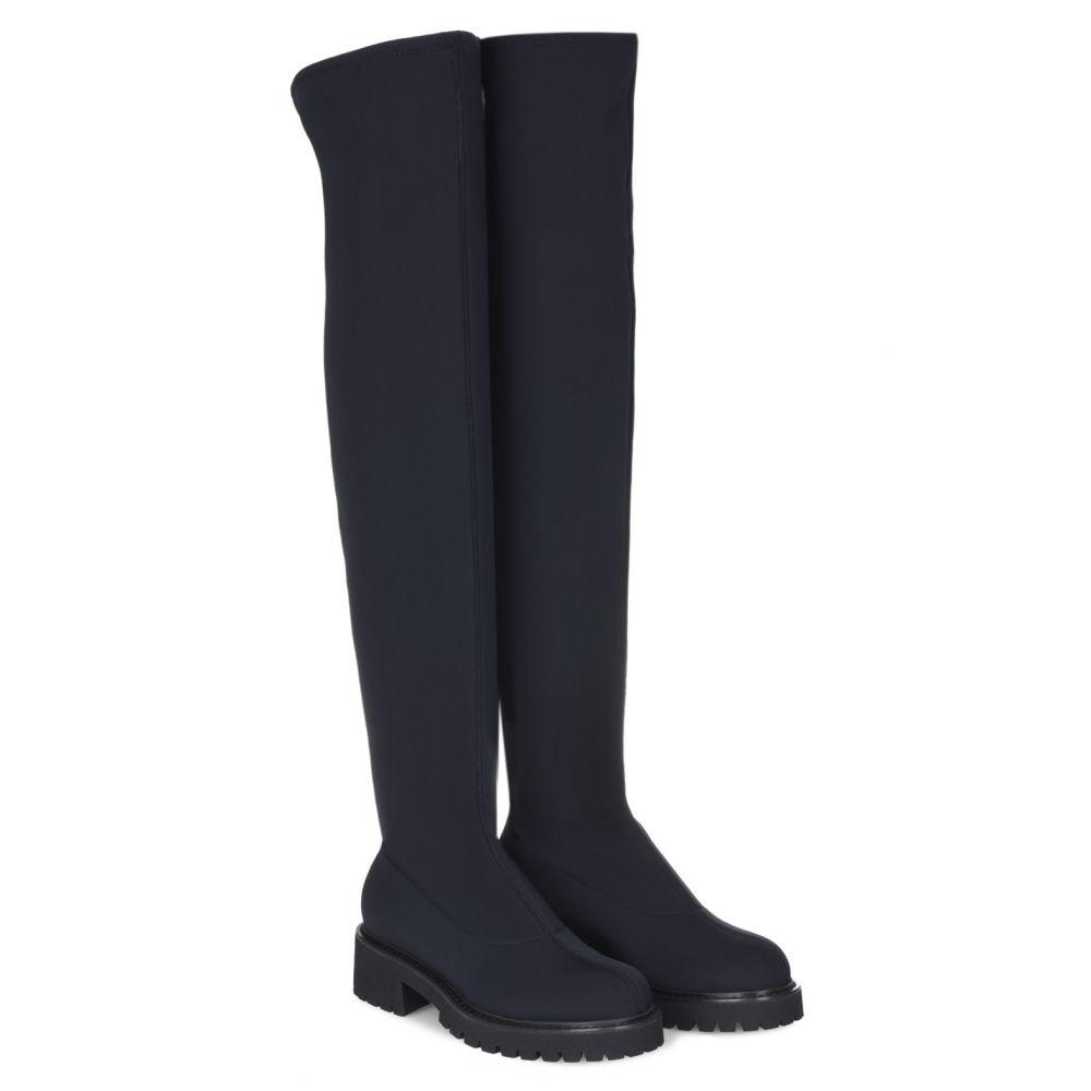 K25_HT1 - Nero - Stivali