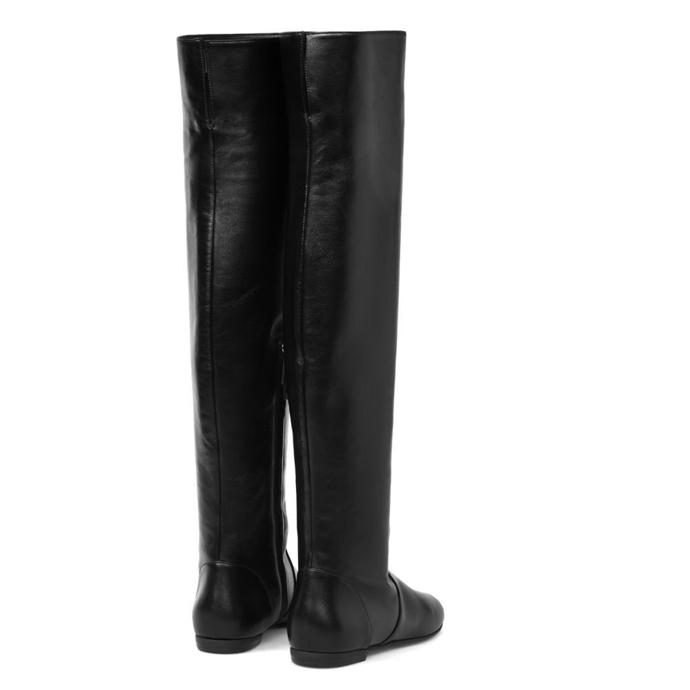 ADRIENNE - Black - Boots