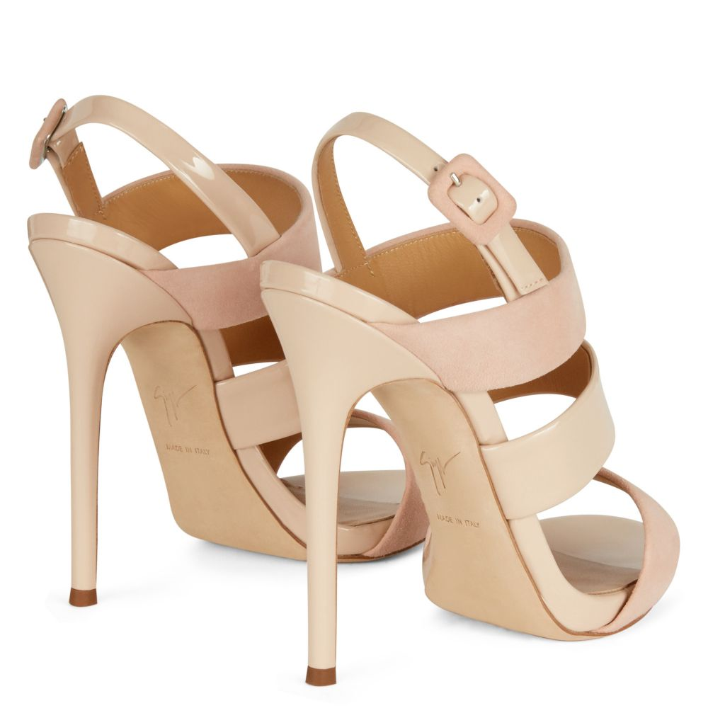 EVELINA - Pink - Sandals