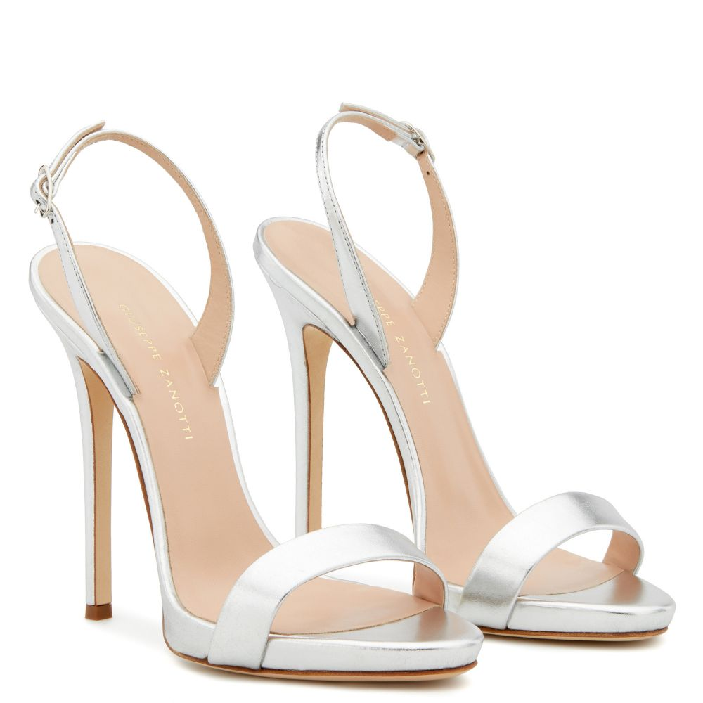 SOPHIE - Silver - Sandals