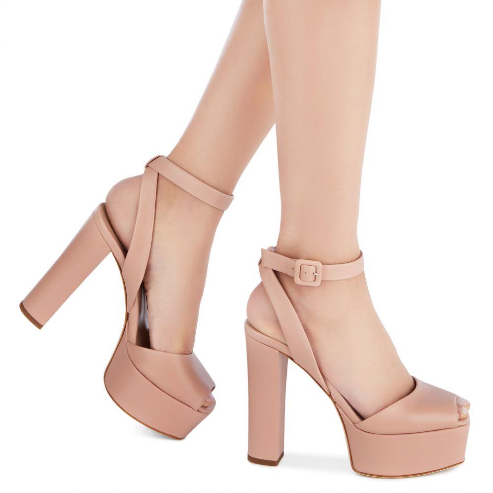 BETTY - Pink - Sandals