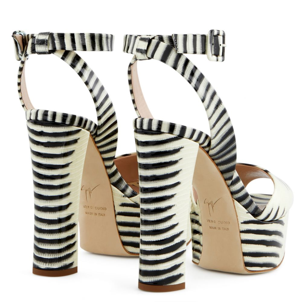 BETTY - White - Sandals