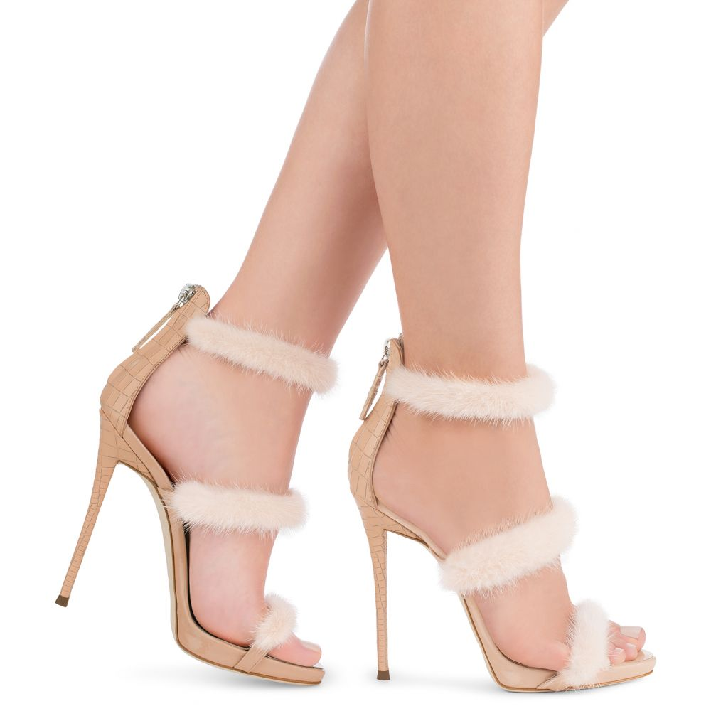 HARMONY WINTER - Pink - Sandals