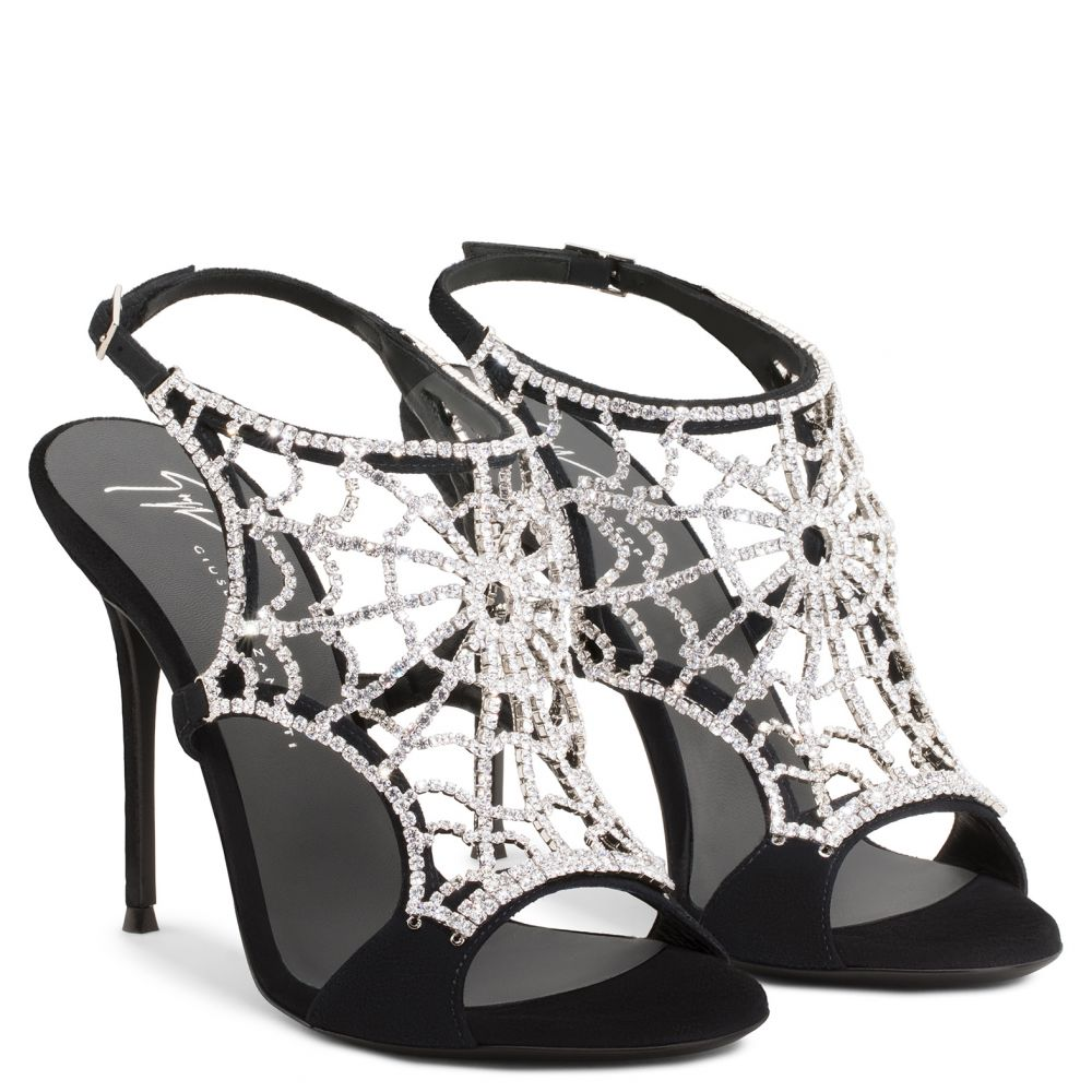 ELAINE - Black - Sandals