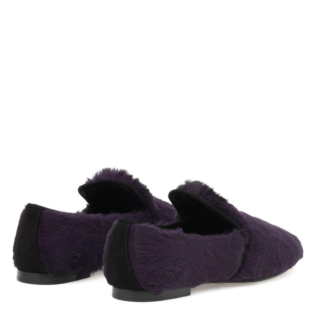 PAIGE WINTER - Purple - Loafers