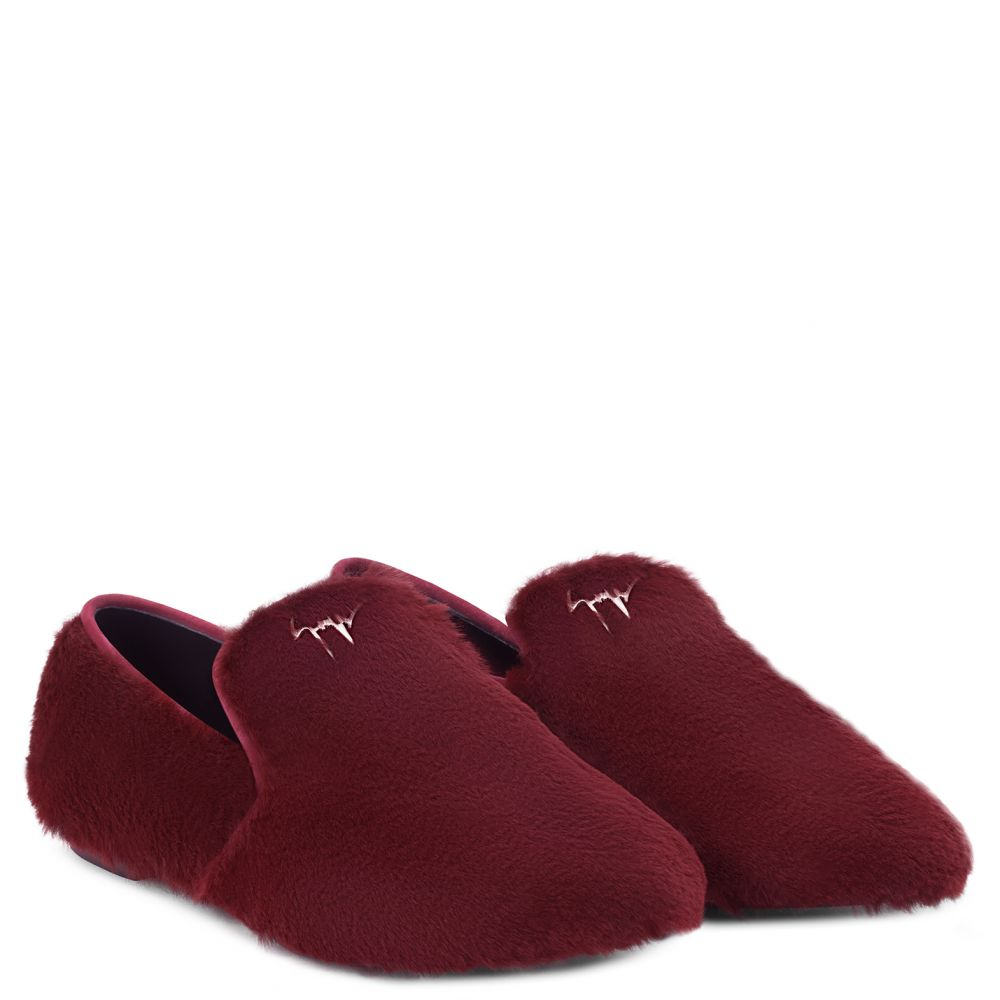 PAIGE WINTER - Red - Loafers