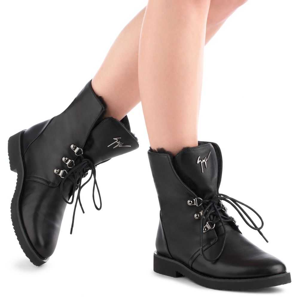FORTUNE - Black - Boots