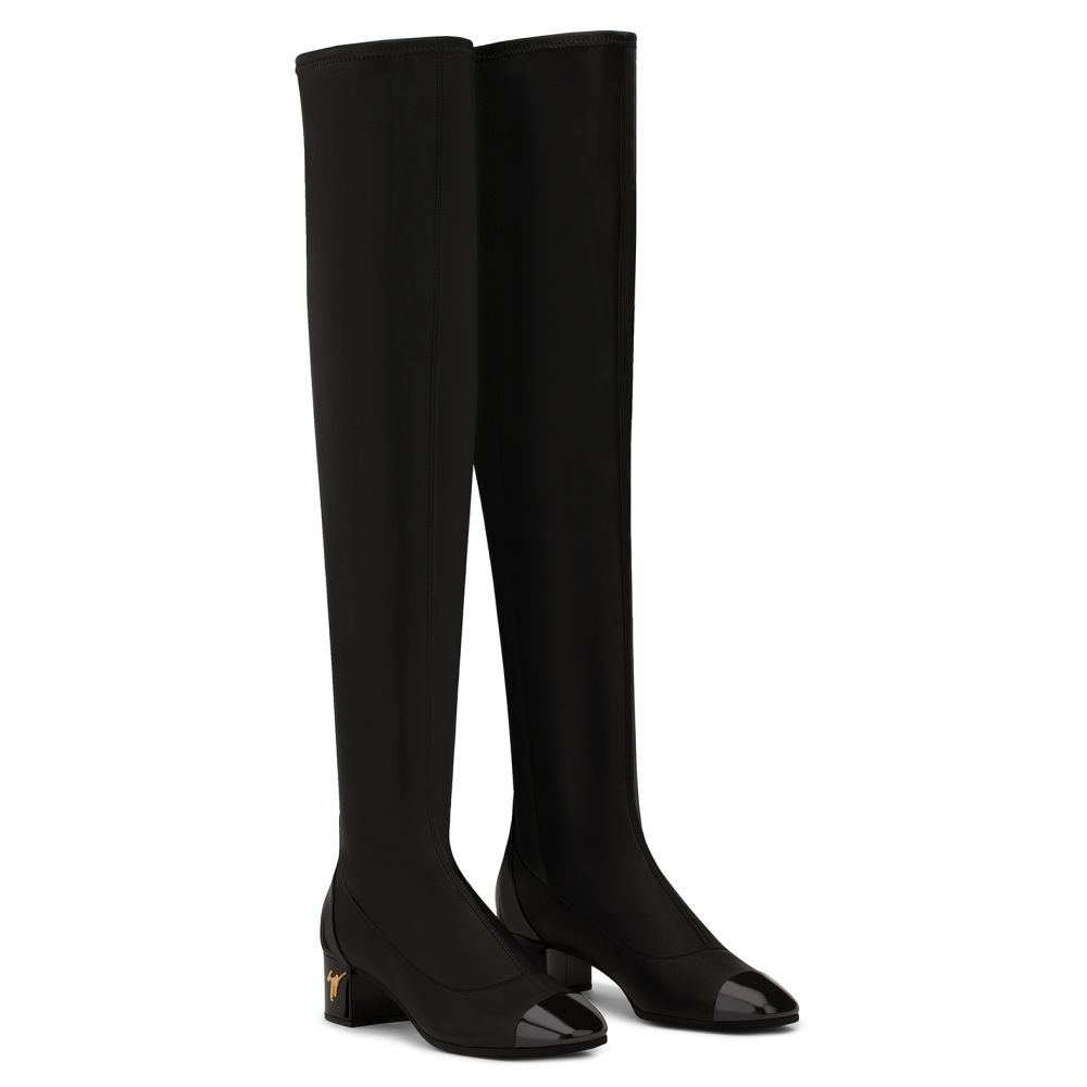 MOLLY - Black - Boots